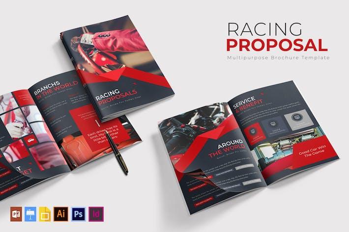Thumbnail for Racing   Proposal