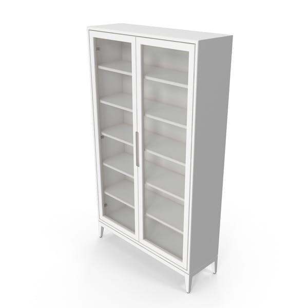 Thumbnail for Scandinavian Display Cabinet