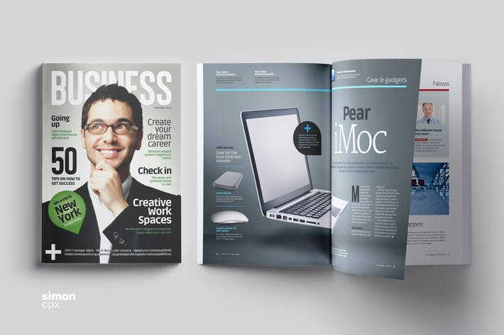 Thumbnail for Business – Magazine