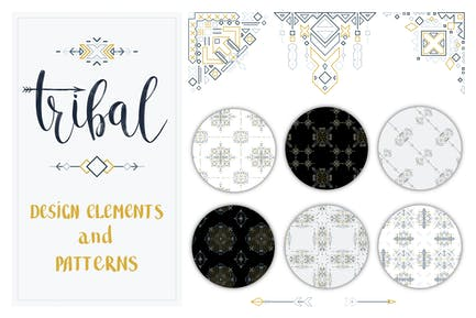 Tribal Design Elements and Patterns
