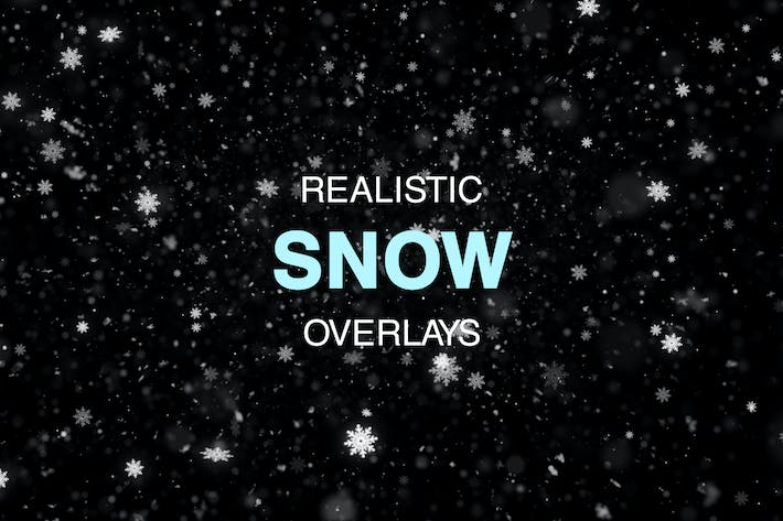Thumbnail for Snow Overlays V1