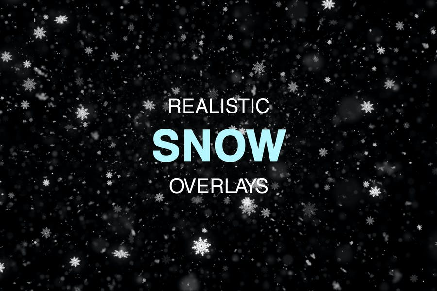 Snow Overlays V1