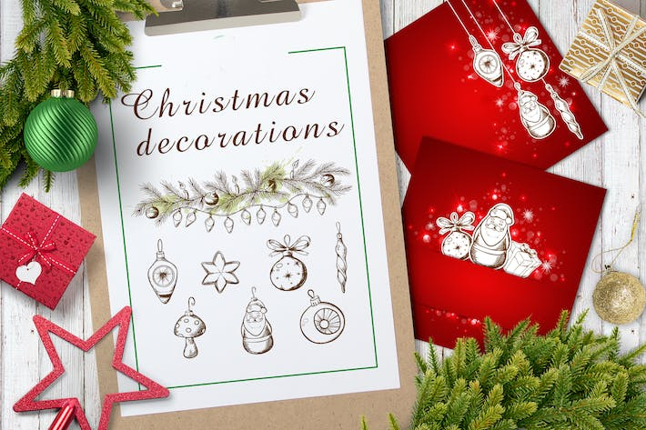 Cover Image For Christmas Decorations
