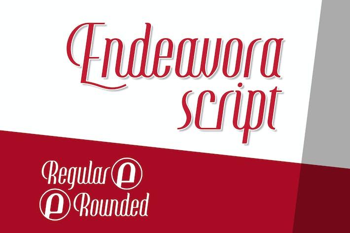Thumbnail for Endeavora Script