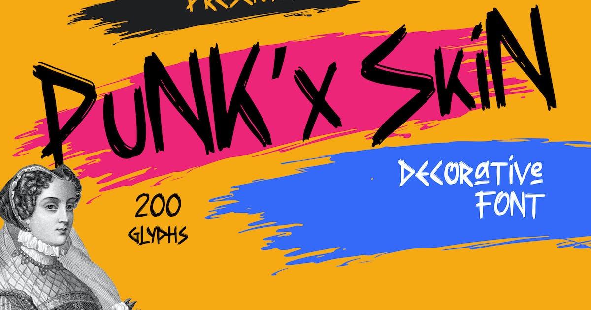 Download Punkx skin by LetterStockStd