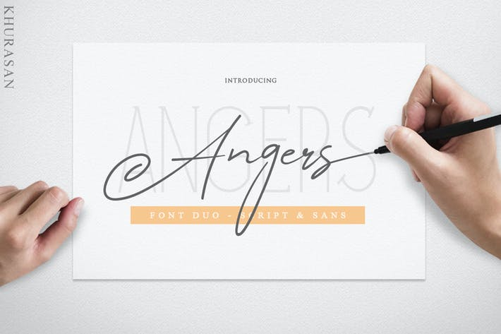 Thumbnail for Angers Script