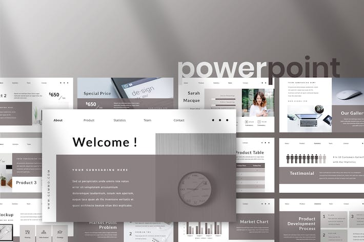 Download 5 335 Powerpoint Business Presentation Templates