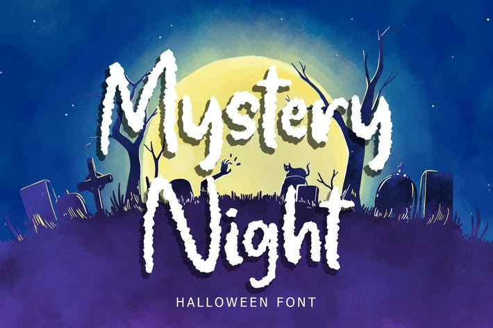Police Mystery Night Helloween
