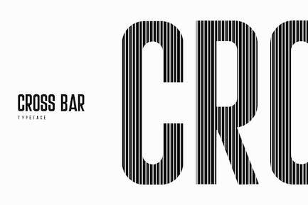 CrossBar Sans