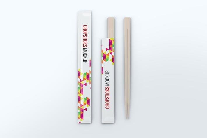 Thumbnail for Chopsticks Mock-Up