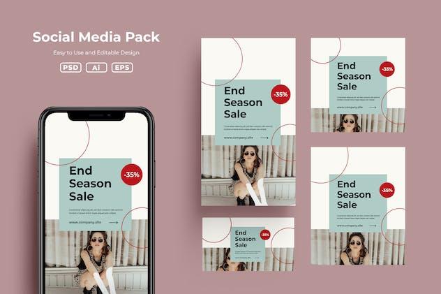 ADL Social Media Pack v3.4 - product preview 4