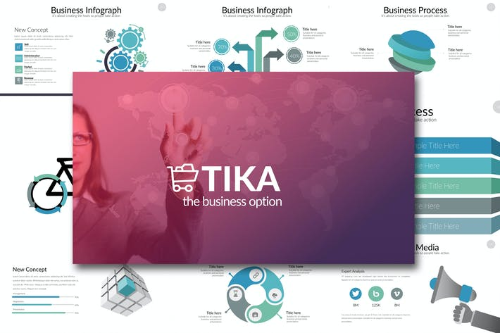 Thumbnail for TIKA Creative Keynote
