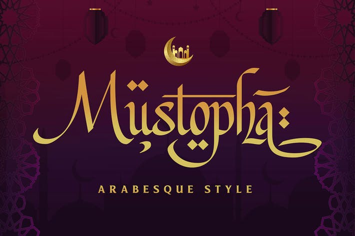 Mustopha - Arabic Style