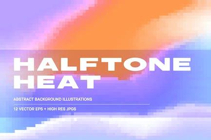 Halftone Heat