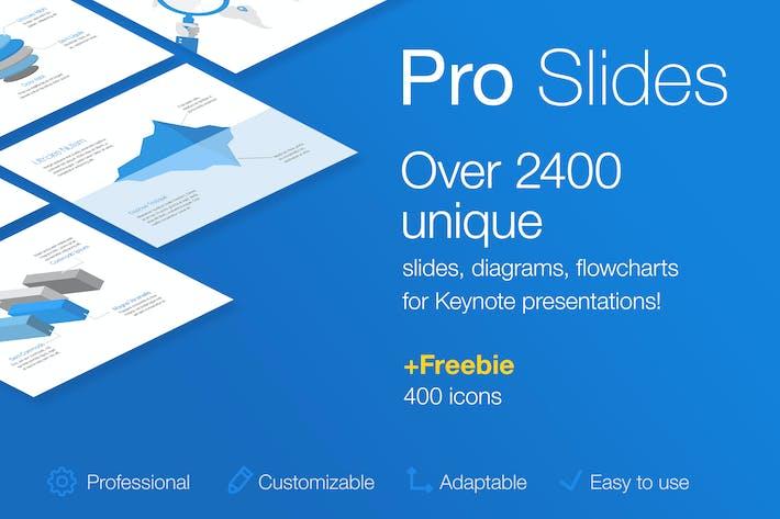 Thumbnail for Pro Slides for Keynote Template