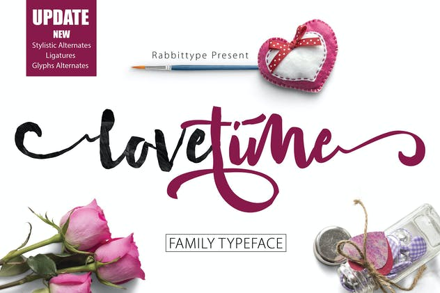 Lovetime - product preview 0