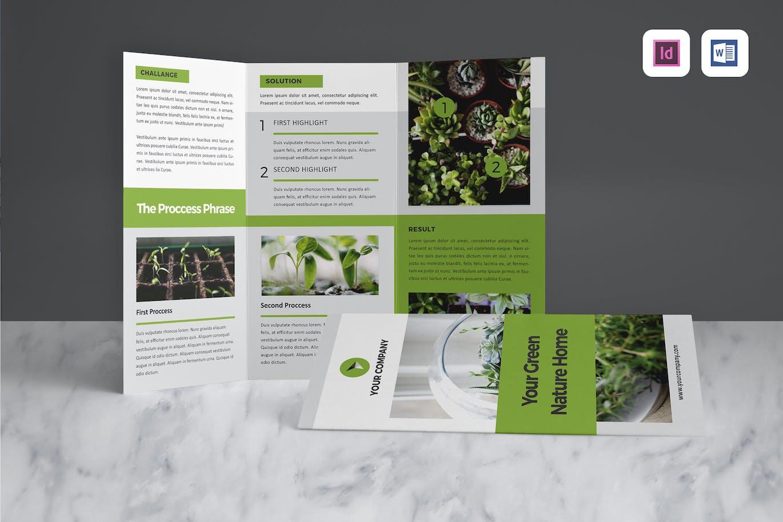 brochure templates envato - case study brochure by leaflove on envato elements