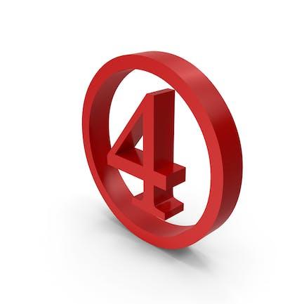 Number Circle 4
