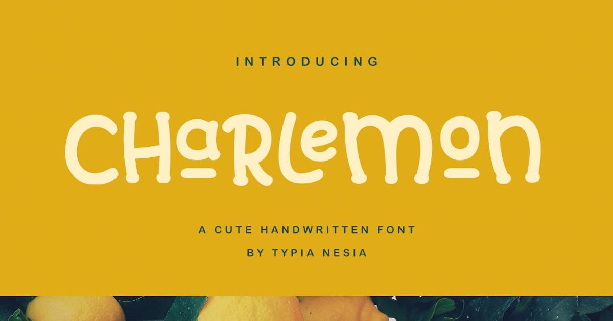 Download Charlemon Cute Font by yipianesia