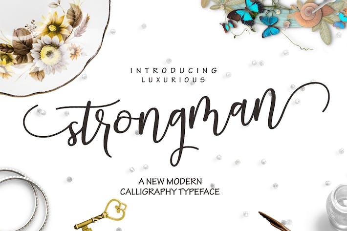 Thumbnail for Strongman Script