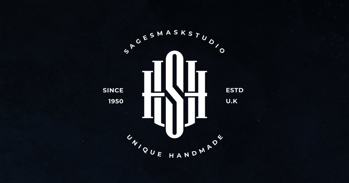 Download USH Monogram Logo by sagesmask