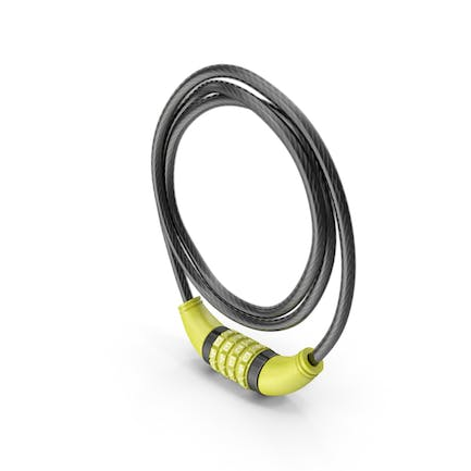 Combo Cable Bicycle Lock