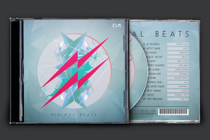 Thumbnail for Minimal Beats CD Cover Artwork