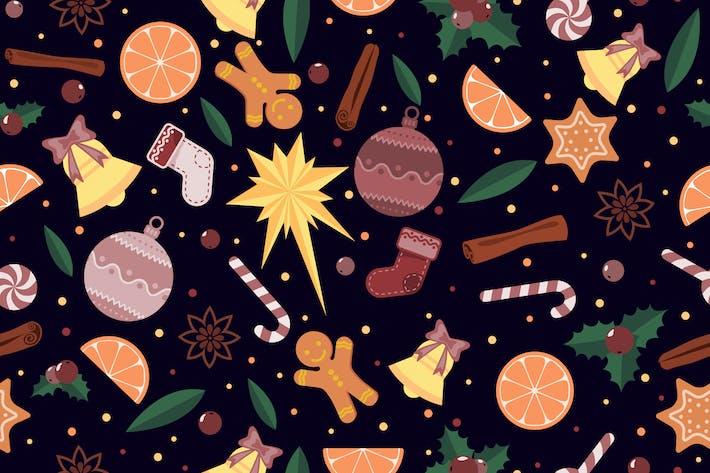 Thumbnail for Christmas Pattern