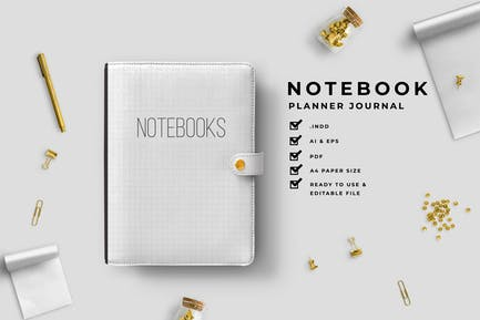 Clasic – Daily Planner Journal