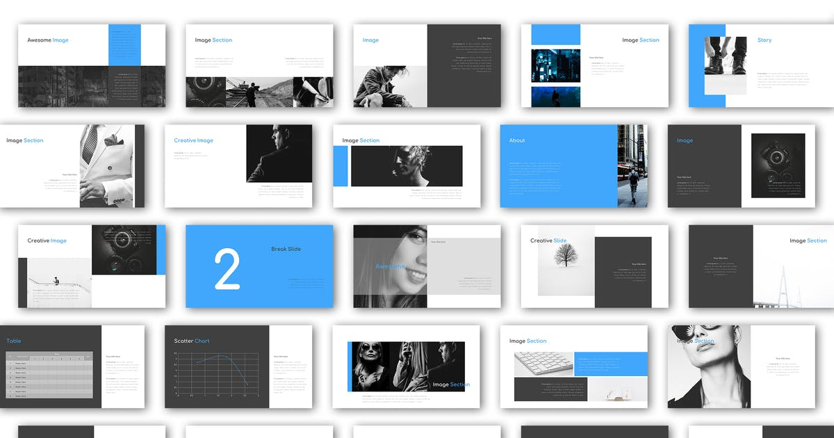 Download SOLID BLUE. by celciusdesigns