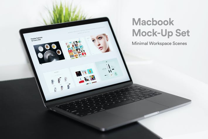 Thumbnail for Computer Mockups
