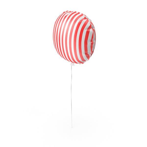 Thumbnail for Striped Balloon