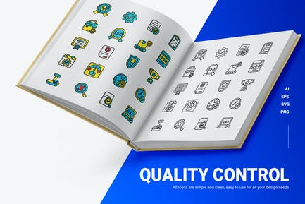 Quality Control - Icons