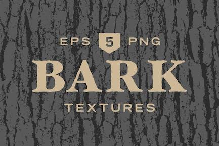 Baumrinde Texturen