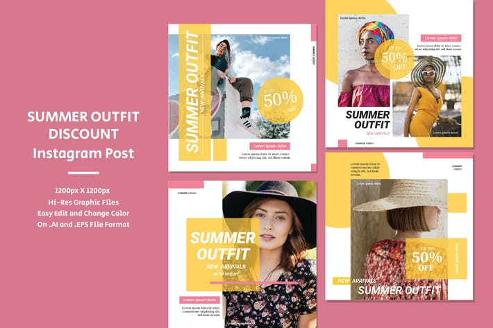 Thumbnail for Summer Outfit Discount