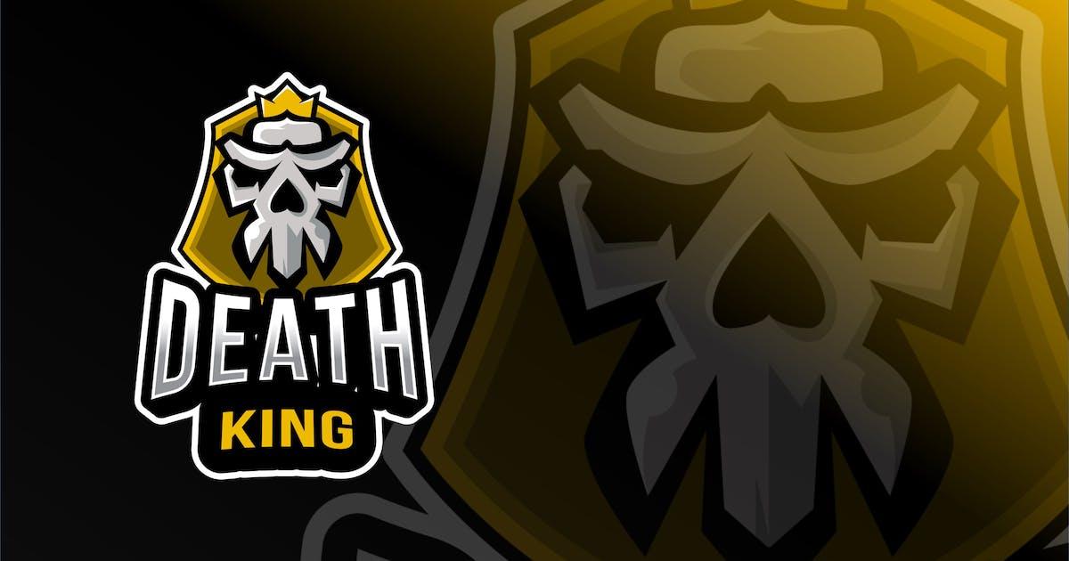 Download Death King Esport Logo Template by IanMikraz