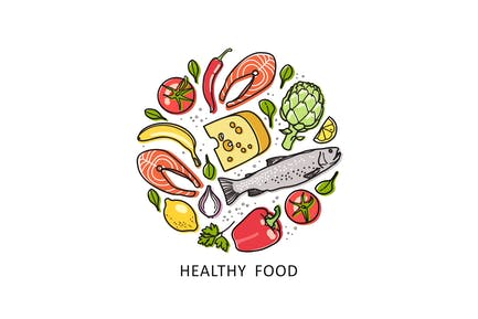 Healthy Food Organic Meals