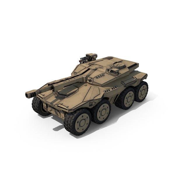 Thumbnail for Sci-Fi-Panzer
