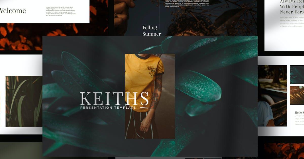 Download Keiths - Keynote by dirtylinestudio