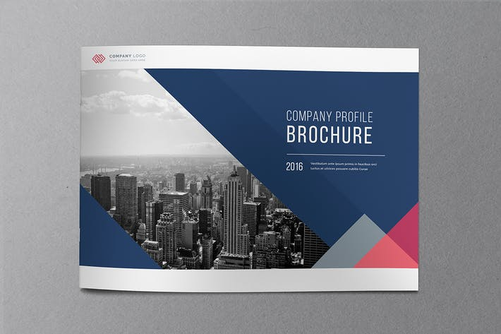 Thumbnail for Annual Report Brochure 03