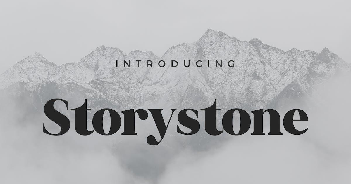 Download Storystone Serif Font by uicreativenet