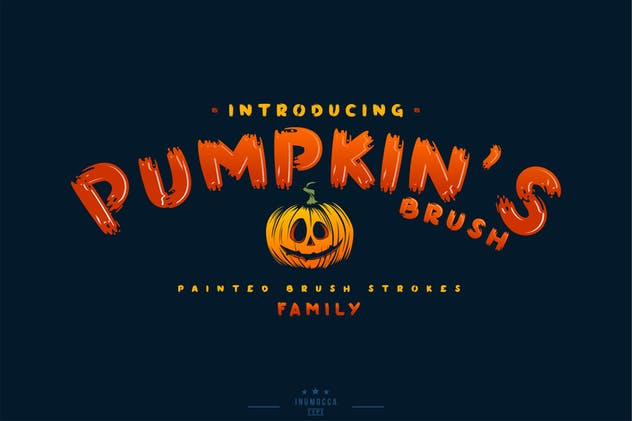Pumpkin's Brush - product preview 0