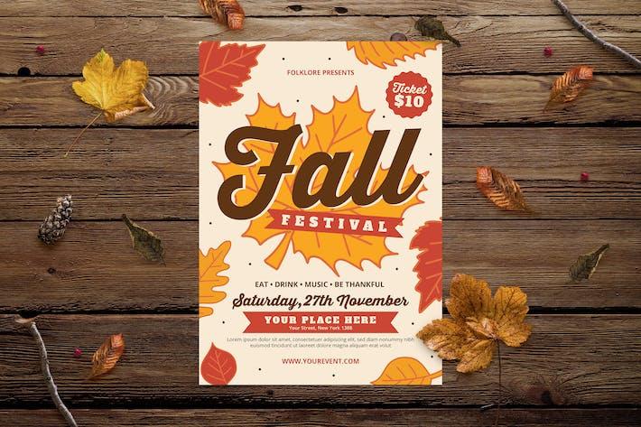 Thumbnail for Fall Festival