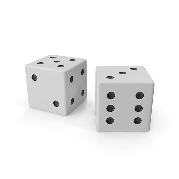 Thumbnail for White Playing Dice
