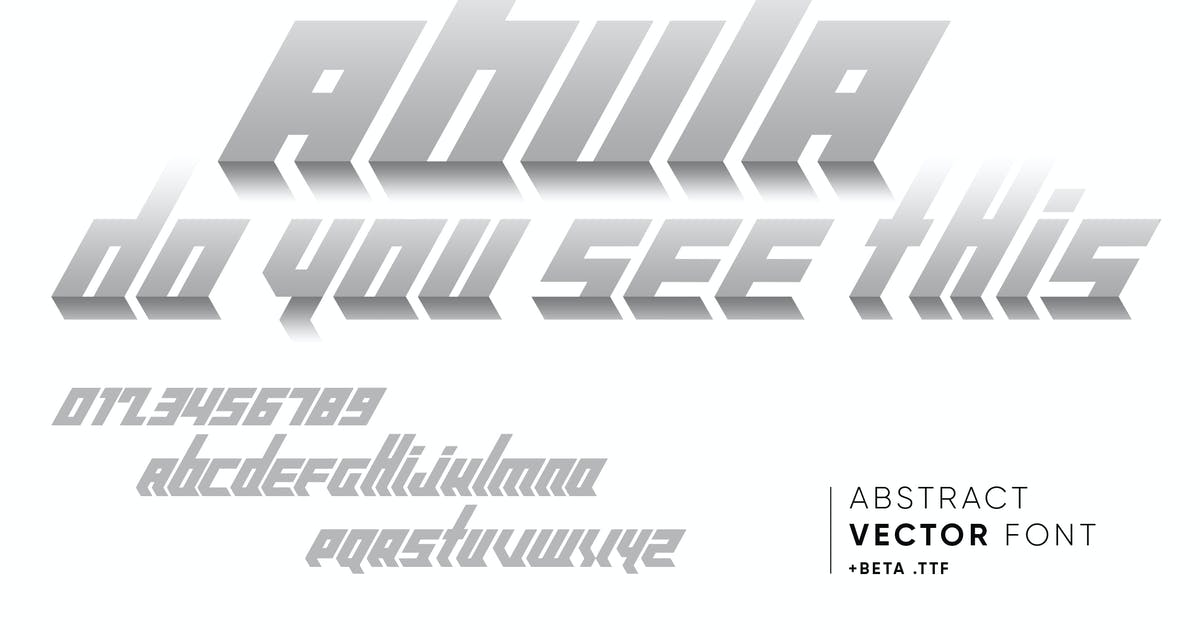 Download Abula Font by spovv