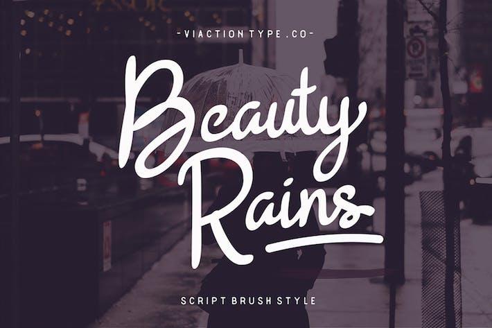 Thumbnail for Lluvias de belleza