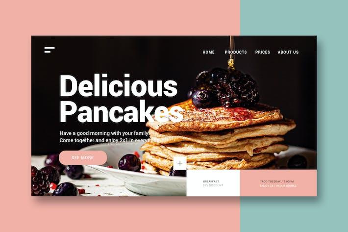 Thumbnail for Desayuno y Panqueques - Página de inicio