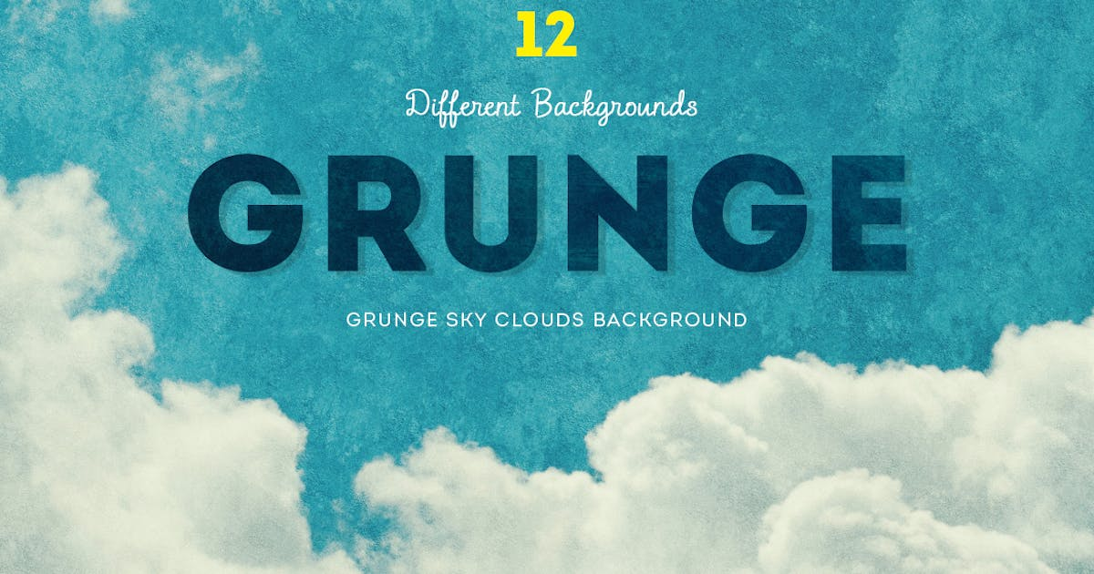Download Grunge Sky Clouds Backgrounds by Unknow