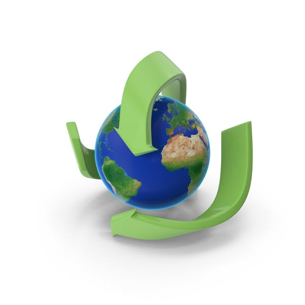 Recycle with Earth