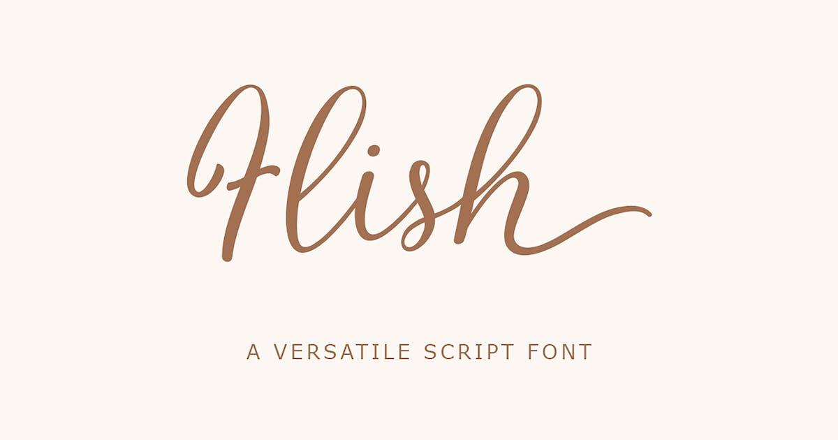 Download Flish Script by Siwox